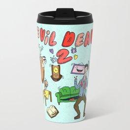 ♥ EVIL DEAD 2 ♥ Travel Mug