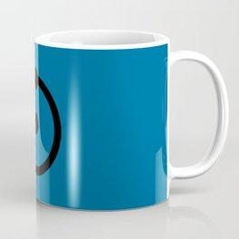 Dr, Manhattan Coffee Mug