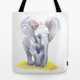 Ivy's Baby Elephant Tote Bag