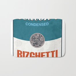 Deacon's Bizghetti Bath Mat
