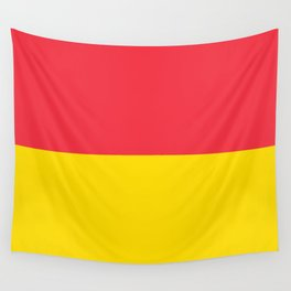 Flag of Pretoria, South africa Wall Tapestry