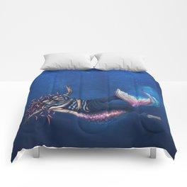 Mermaid & Sailor Comforters