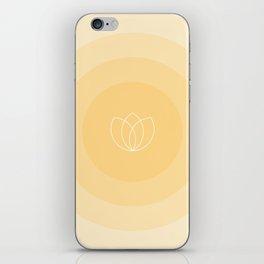 Yoga iPhone Skin