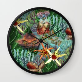 Surrealica Wall Clock