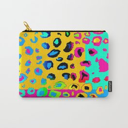 colorpop leopard Carry-All Pouch