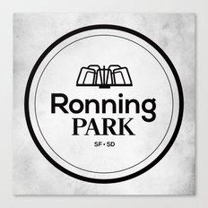 Ronning Park Canvas Print