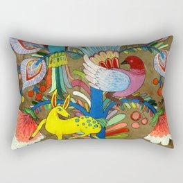 Amate uno Rectangular Pillow