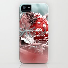 Fly agaric like from the fairytale forest iPhone Case