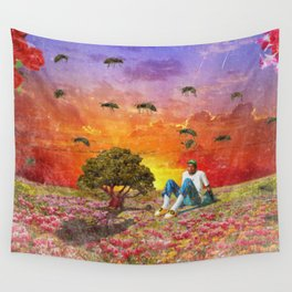 Tyler The Creator - Flower Boy V2 Wall Tapestry