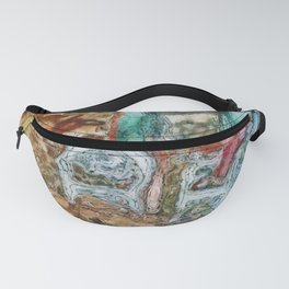 Summer Porch PhotoArt Fanny Pack