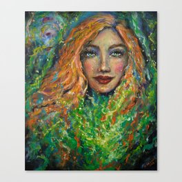 Absynth Canvas Print