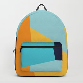 Colorful pattern XIX Backpack