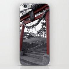 Torii Gate iPhone & iPod Skin