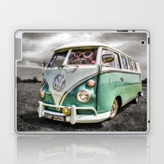 Classic VW camper van  Laptop & iPad Skin