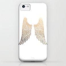 GOLD WINGS Slim Case iPhone 5c