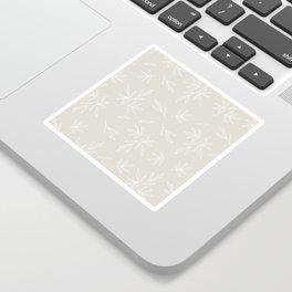 Branched Olives Sketch Sticker