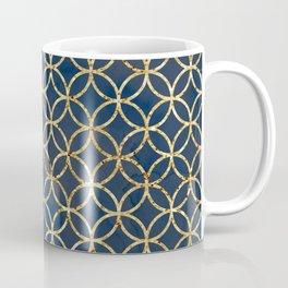 The Geometric Abstract Pattern Coffee Mug