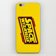 LASER SWORD SPACE WIZARDS iPhone & iPod Skin