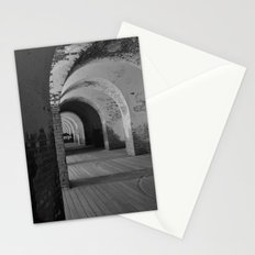 Fort Pulaski B&W Stationery Cards
