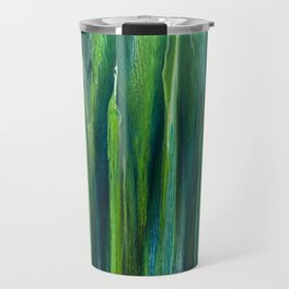 When Peacocks Cry Travel Mug