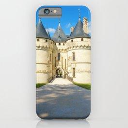 France Loire Valley Castles castle Roads Cities iPhone Case