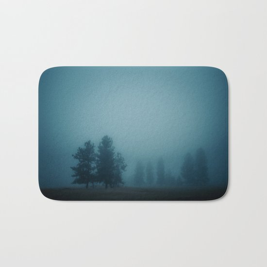 Silent Morning, Fog Bath Mat