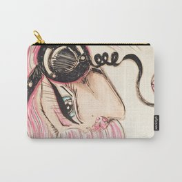 Listen To Your Heart Carry-All Pouch