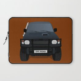Let's Off - Road! Laptop Sleeve