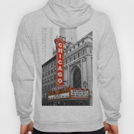 Chicago Theater Hoody