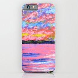 Seneca Lake by Mike Kraus - artwork finger lakes upstate ny rochester syracuse new york summer beach iPhone Case