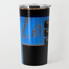 O O'CLock World Travel Mug