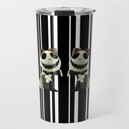 Halloween Prisoner | Jack | Christmas | Nigthmare Travel Mug