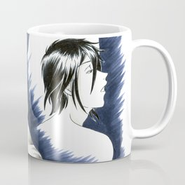 The howl of a wolf Coffee Mug