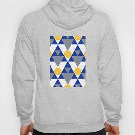 Modern Winter Pattern Hoody