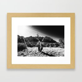 Arizona_3 Framed Art Print