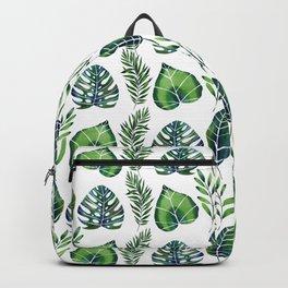 Tropical Ferns Backpack