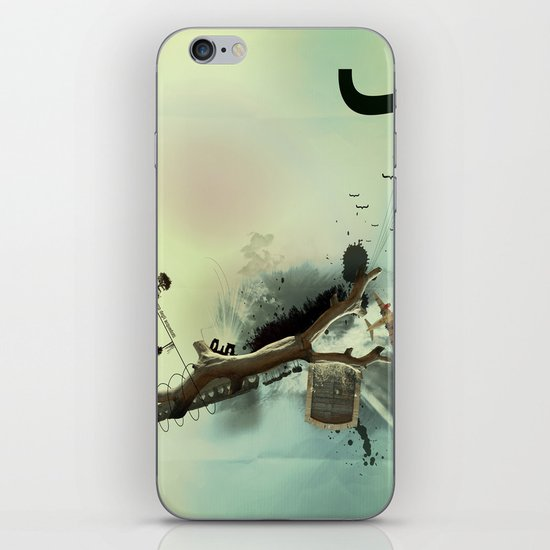 roma parco iPhone & iPod Skin