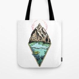 Simple origin Tote Bag