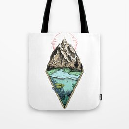 Simple origin Tote Bag