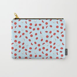 Cute Blood Cells Pattern Carry-All Pouch