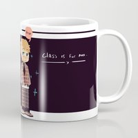 dmmd Mugs featuring DMMD- weerus and toreep by Mimiblargh