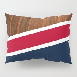 Wooden New England Pillow Sham