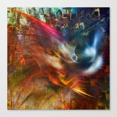Firamia Canvas Print