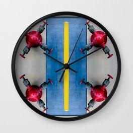 Abstract Series AN 08 Wall Clock