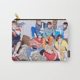 Bangtan Boys / BTS Carry-All Pouch