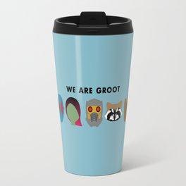 We Are Groot Travel Mug