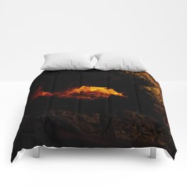 Fire Pit Comforters