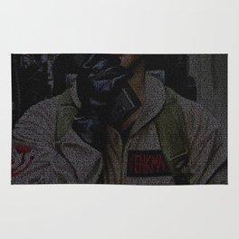 Venkman: Ghostbusters Screenplay Print Rug