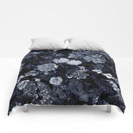 EXOTIC GARDEN - NIGHT VII Comforters