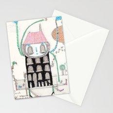 Knock Knock Knock Stationery Cards